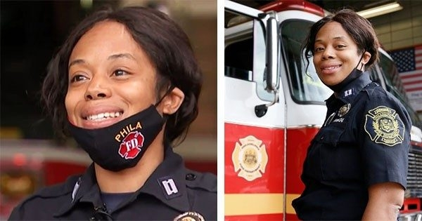 Philadelphia Fire Dept Promotes First Ever Black Woman Battalion Chief | NationalBlackGuide.com
