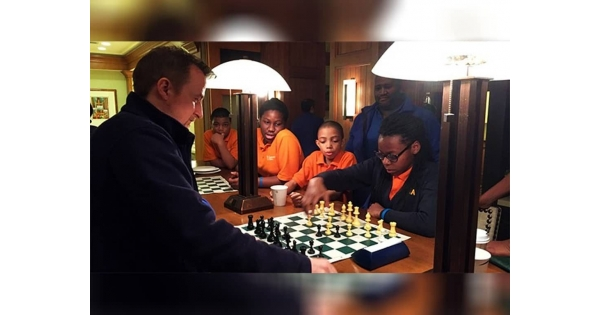 15-Year Old Black Female Chess Champion Wins $40K Scholarship | NationalBlackGuide.com
