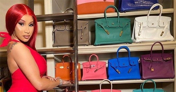 Cardi B, Birkin Bags, and the Black Community — Why So Expensive? | NationalBlackGuide.com